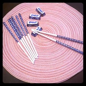 Other - Set of Four Chopstick Settings
